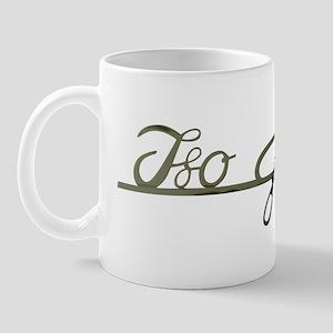 Iso Grifo Logo Mugs