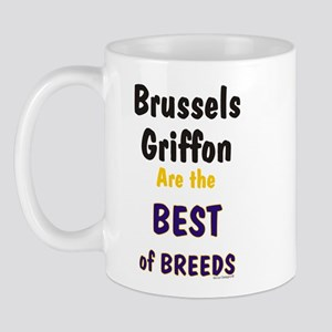 Brussels Griffon Best Breed Mug