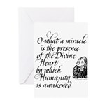 Hildegard's Heart Greeting Cards (Pk of 10)