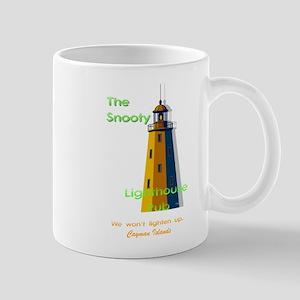 The Snooty Lighthouse Pub: Li Mug