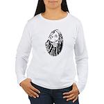 Hildegard Self Portrait Women's Long Sleeve T-Shir