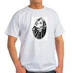 Hildegard Self Portrait Light T-Shirt