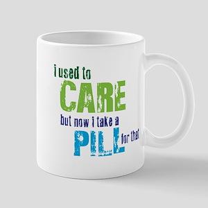 Care Pill Mug