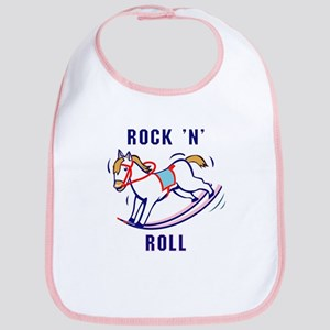 ROCK 'N' ROLL Bib