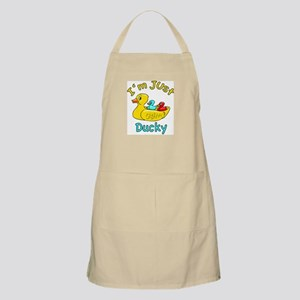 I'm Just Ducky Apron
