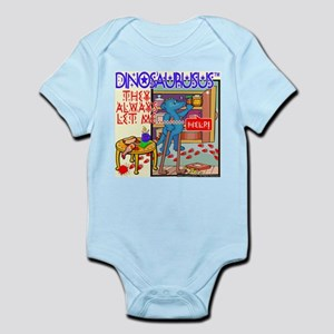 Cooking Help Infant Bodysuit