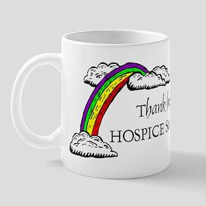 Thank Heaven Hospice Mug