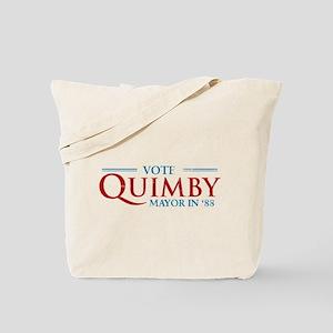 Quimby 88 Tote Bag