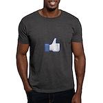 The Like geek Dark T-Shirt