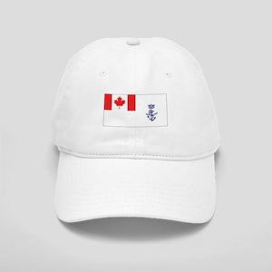 Canada Naval Jack Cap