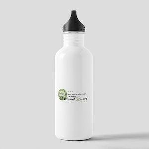 green/logo Stainless Water Bottle 1.0L