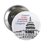 Canseco is too extreme for Congress pin