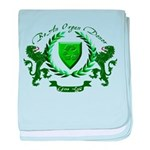 Be An Organ Donor baby blanket