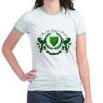 Be An Organ Donor Jr. Ringer T-Shirt