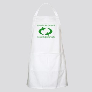 My Brother's Life Apron