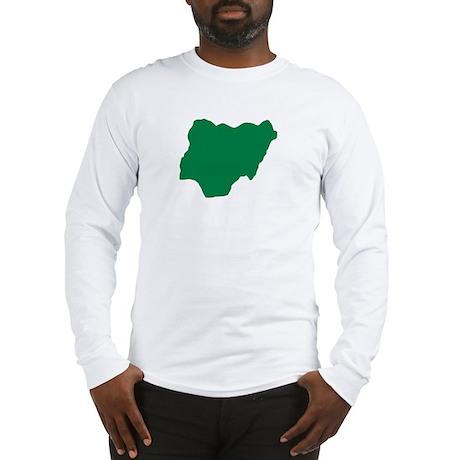 Nigeria Long Sleeve T-Shirt