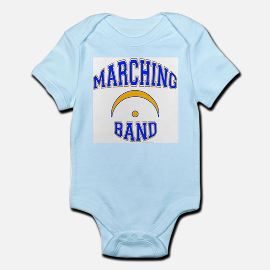 Marching Band Infant Bodysuit