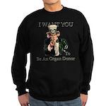 I want You Sweatshirt (dark)