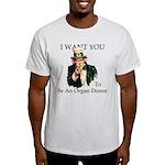 I want You Light T-Shirt