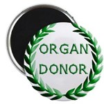 Organ Donor Magnet