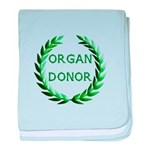 Organ Donor baby blanket