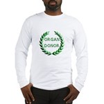 Organ Donor Long Sleeve T-Shirt