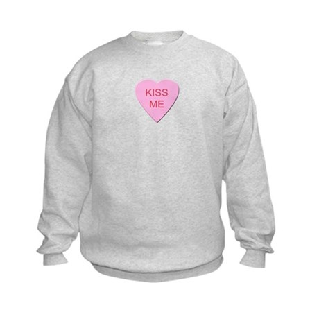 Kiss Me Kids Sweatshirt