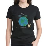 The Earth Handle Vintage Women's Classic T-Shi
