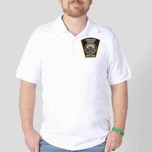 Syracuse Police Department Golf Shirt