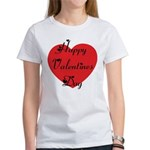 Happy Valentines Day Women's T-Shirt