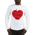 Happy Valentines Day Long Sleeve T-Shirt