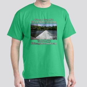 Rockbottom Dam Dark T-Shirt