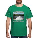 Rockbottom Dam Dark T-Shirt