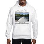 Rockbottom Dam Hooded Sweatshirt
