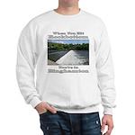 Rockbottom Dam Sweatshirt