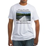 Rockbottom Dam Fitted T-Shirt