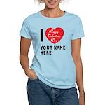 Personal Name : Valentine Women's Light T-Shirt