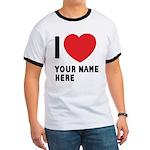 I Love ... Personal Name Ringer T