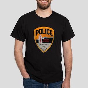 Tucson Airport Police Dark T-Shirt