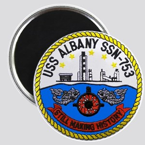 USS Albany SSN 753 Magnet