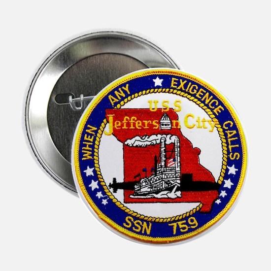 USS Jefferson City SSN 759 Button