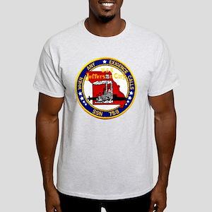 USS Jefferson City SSN 759 Light T-Shirt