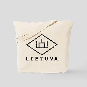 Lietuva PIllars of Gediminas Tote Bag