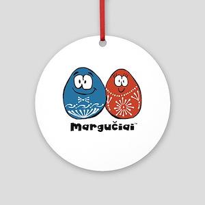 Marguciai Ornament (Round)