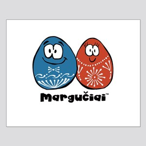Marguciai Small Poster