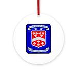 USS BERKELEY Ornament (Round)