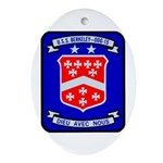 USS BERKELEY Ornament (Oval)