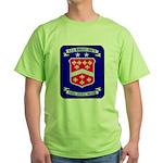 USS BERKELEY Green T-Shirt