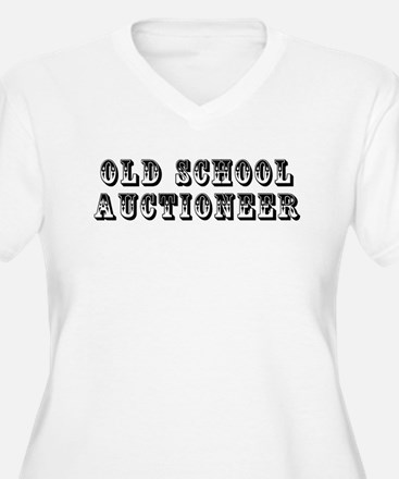 Old School Auctioneer T-Shirt