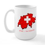 Small but Beautiful Large Mug